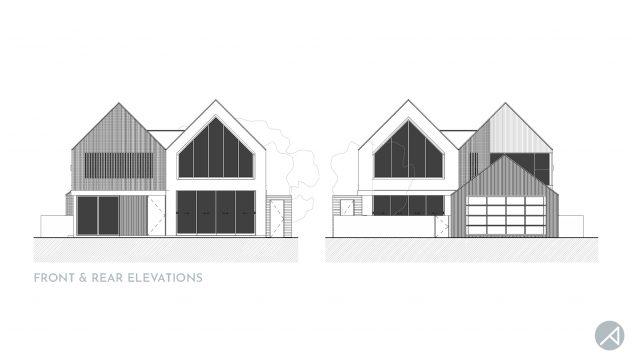 Scandinavian Modern House Plan