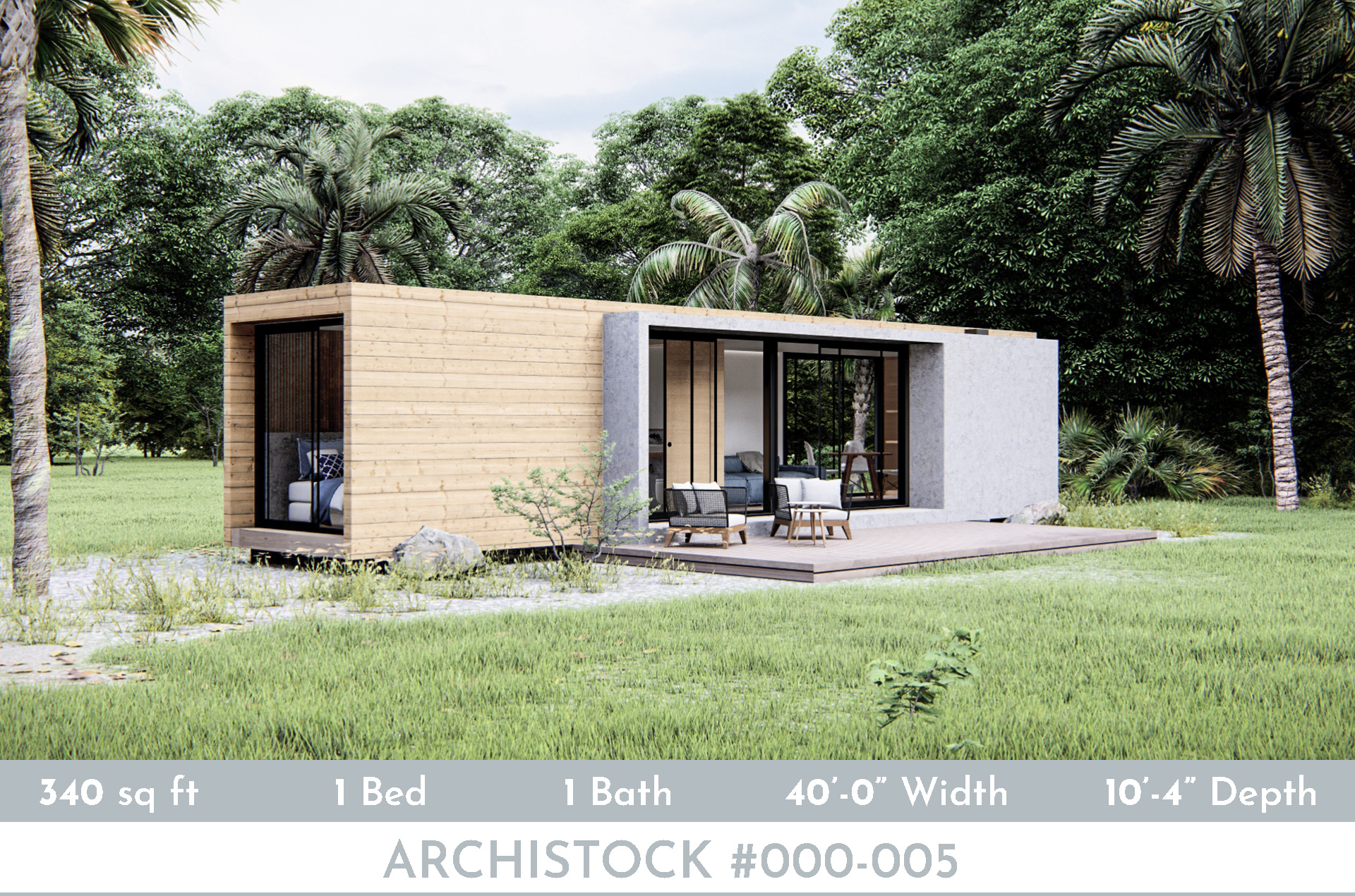 Container House Plan