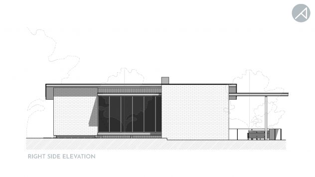 Modern Cabin House Plan
