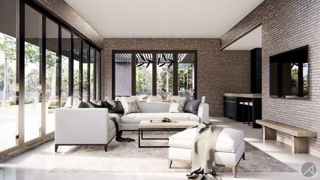 Scandinavian Modern House